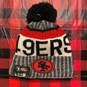 NEW ERA SF 49ERS Youth Beanie